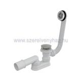 Alcaplast CLICK/CLACK zuhanyszifon, fém