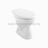 Alföldi Bázis WC-csésze 4031 hátsó kifolyású, mélyöblítésû