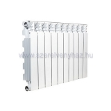 Fondital Exclusivo Tagosítható alumínium radiátor 12 tagos