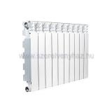 Fondital Exclusivo Tagosítható alumínium radiátor 10 tagos