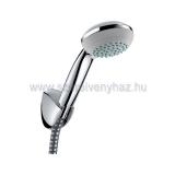 Crometta 85 Zuhanytartó szett Vario 125 cm-es zuhanycsõvel