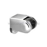 AQUALINE Mozgatható zuhanyfej tartó, króm (SC139)